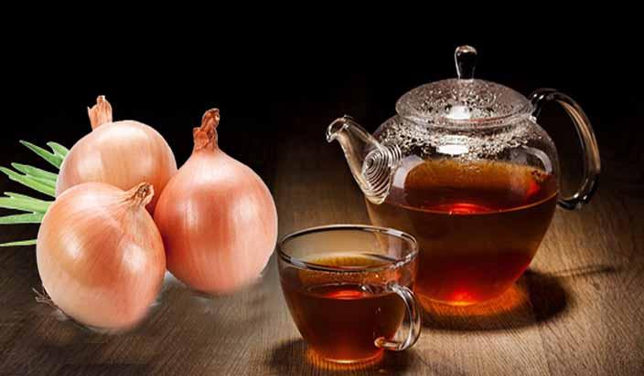 Ceaiul de Ceapa te poate scapa de Raceala – Afla cum!