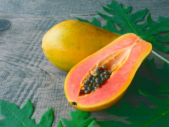 Fructul exotic Papaya