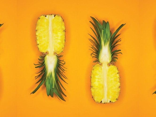 Fructul exotic Ananas