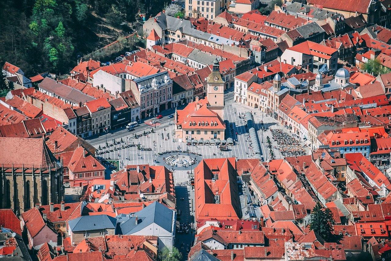 Top 10 Cartiere din Brasov unde sa lucrezi